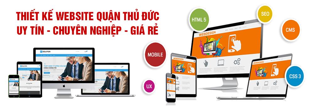 Thiết kế website quận Thủ Đức