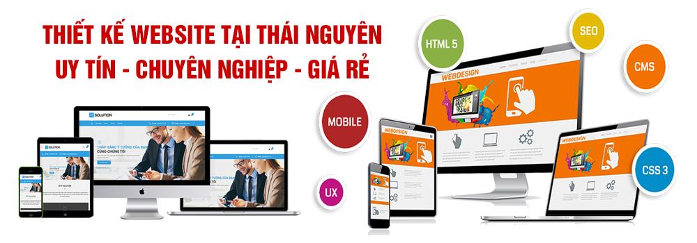 Thiết kế website Thái Nguyên