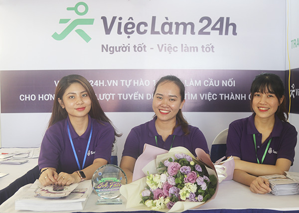 Trang tuyển dụng hiệu quả Vieclam24h