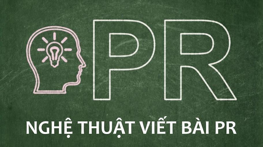 Viết bài PR sản phẩm