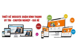 Thiết Kế Website Quận Bình Thạnh