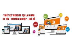 Thiết Kế Website Tại Lai Châu