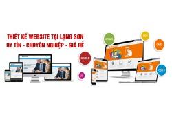 Thiết Kế Website Tại Lạng Sơn