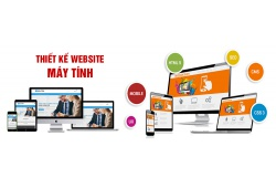 Thiết Kế Website Máy Tính