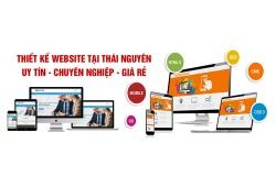 Thiết Kế Website Tại Thái Nguyên