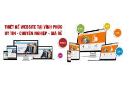 Thiết Kế Website Tại Vĩnh Phúc